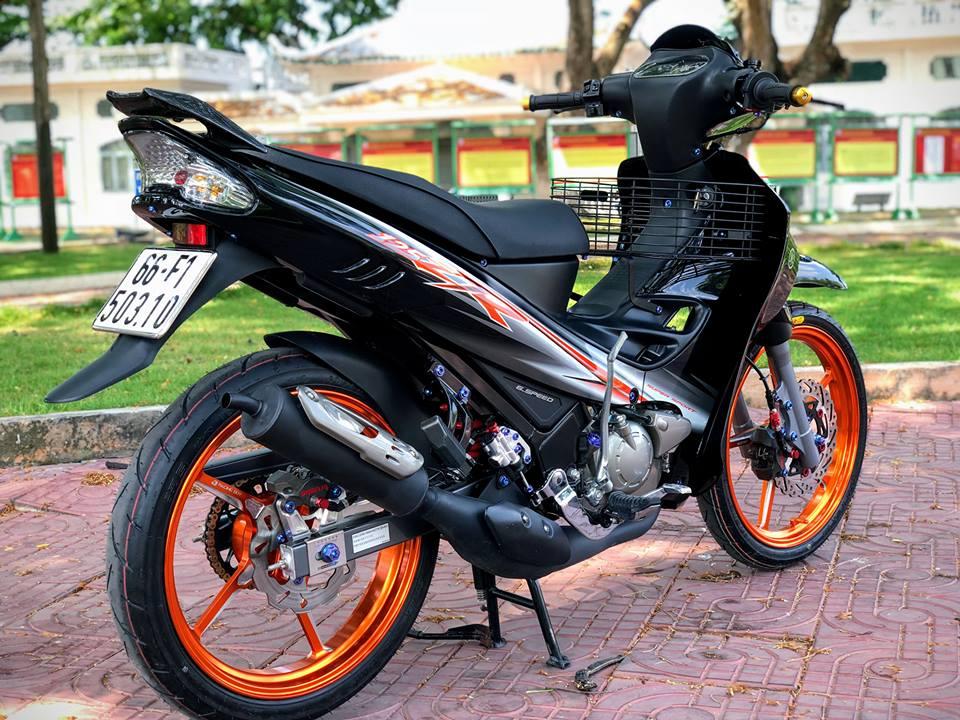 Yaz 125 do gay me nguoi xem voi option do choi gia tri cua biker mien Tay - 11