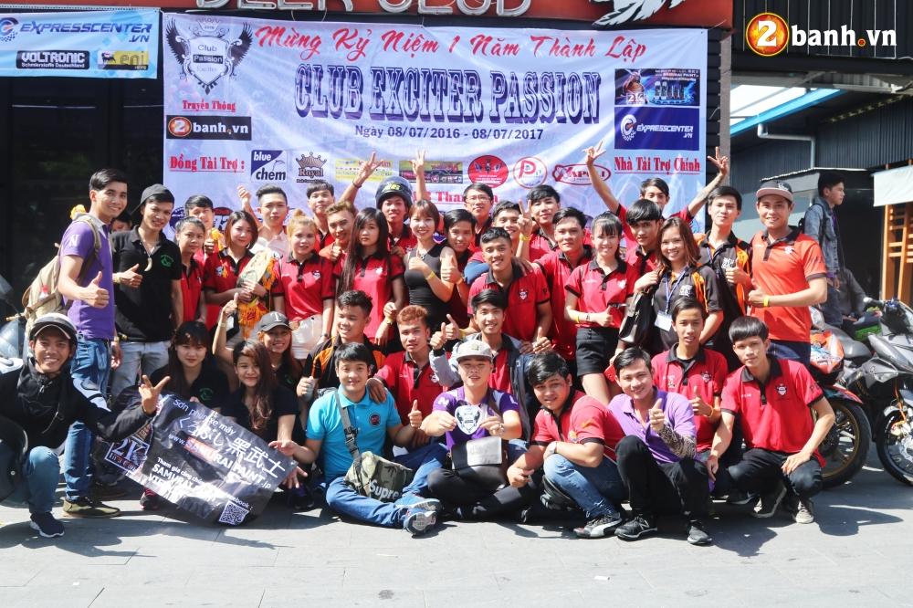 2banhvn Dong hanh cung Club Exciter We Are One 64 Vinh Long mung sinh nhat lan thu I - 12