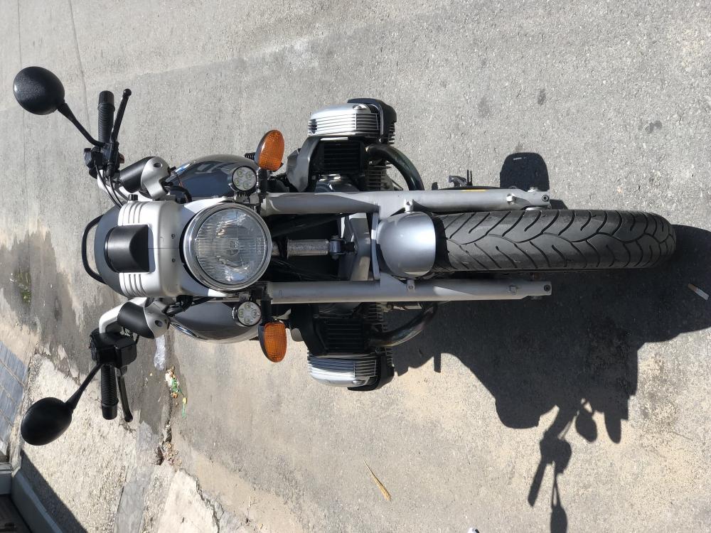 __Ban BMW R1100R ABS ong noi cua R9T chay hoi bi da ngon may em odo 9000km xe keng dep - 3