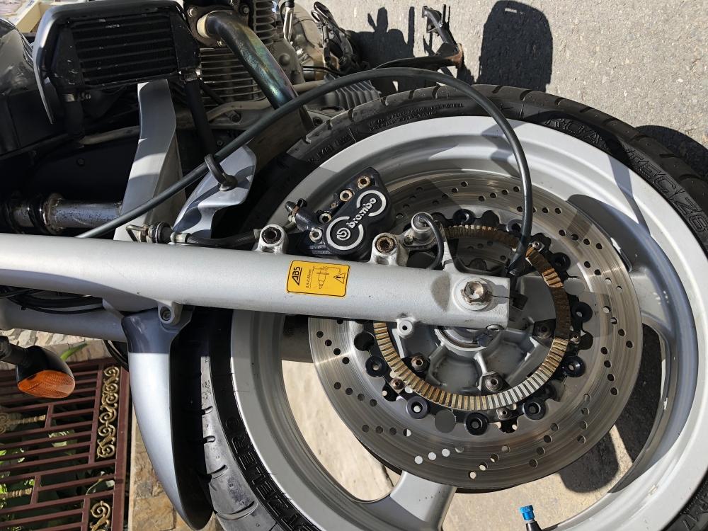 __Ban BMW R1100R ABS ong noi cua R9T chay hoi bi da ngon may em odo 9000km xe keng dep - 10