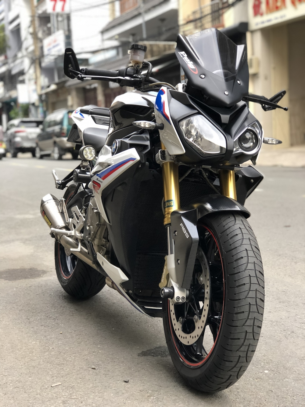 __Ban BMW S1000R ABS date 82014 phien ban Chau Au Full Opstionodo hon 15000km xe dep ngay chu - 2