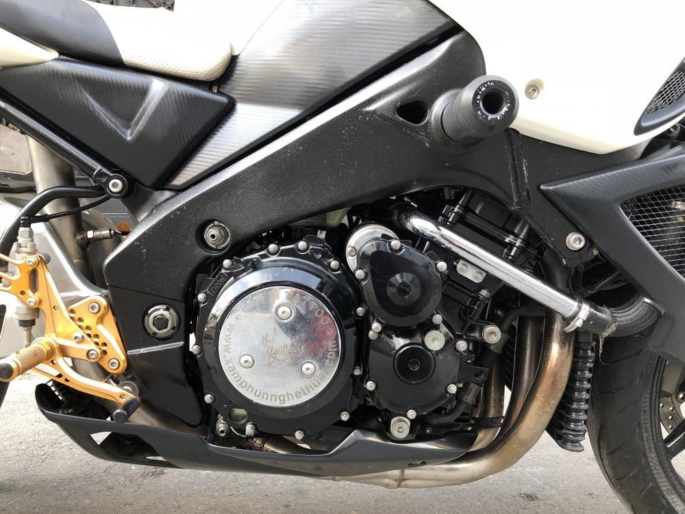 __Ban Suzuki Bking 1300cc date 2010 xe kho nhat ve co giay di duong xe dep may em nhieu do choi - 7