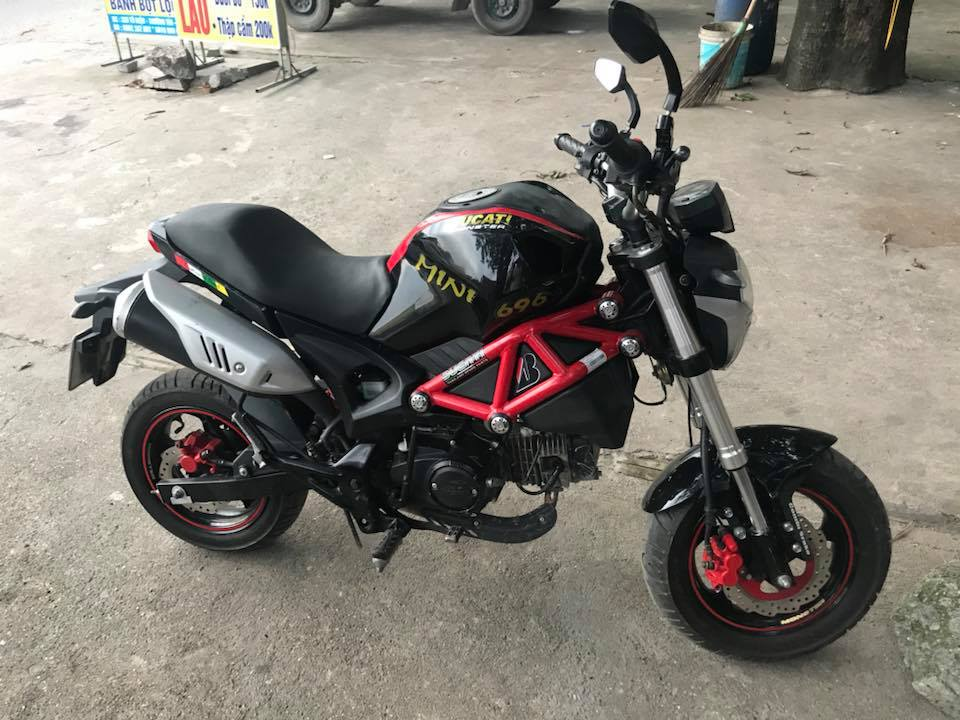 ban Ducati Monster 110 thailan 2017 29S 68483 moi 99 205tr gappp - 3