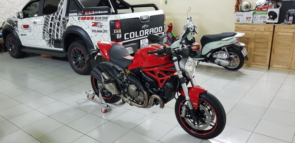 Ban Ducati Monster 821 ABS72017Chinh HangSaigon So Dep - 6