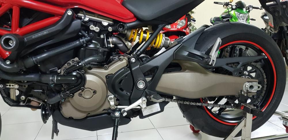 Ban Ducati Monster 821 ABS72017Chinh HangSaigon So Dep - 12