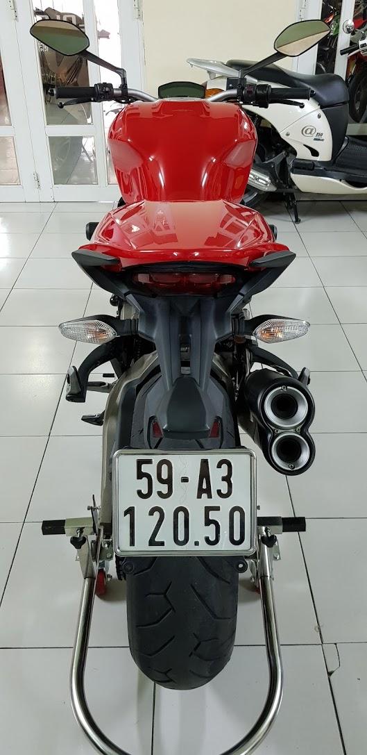Ban Ducati Monster 821 ABS72017Chinh HangSaigon So Dep - 21