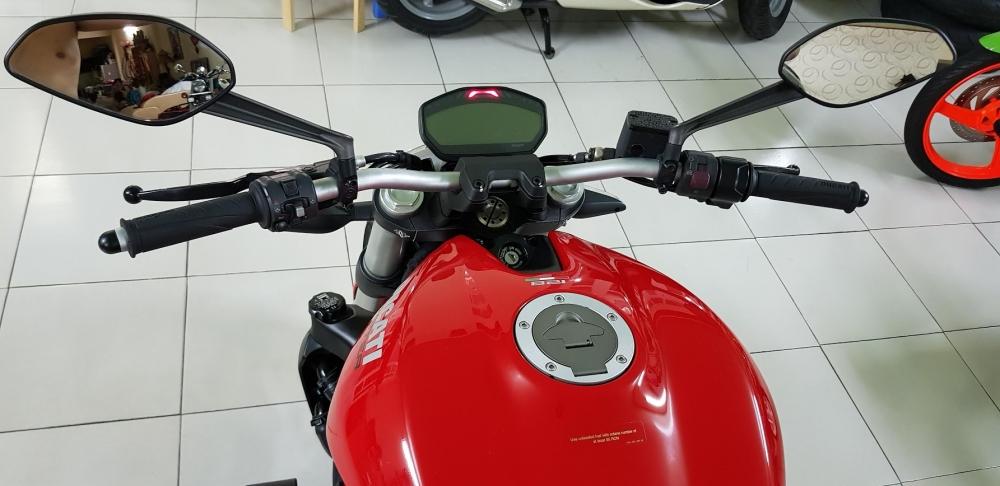 Ban Ducati Monster 821 ABS72017Chinh HangSaigon So Dep - 25