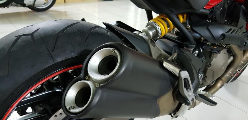 Ban Ducati Monster 821 ABS72017Chinh HangSaigon So Dep - 27