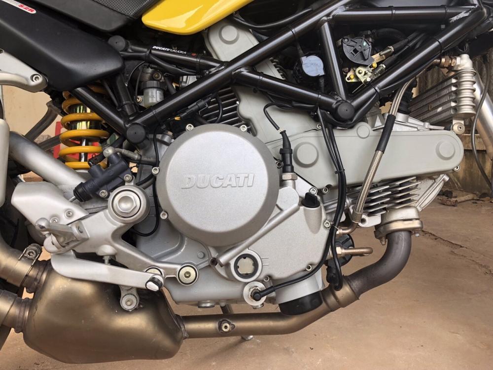 Ban Ducati monster S2R hang kich doc - 3