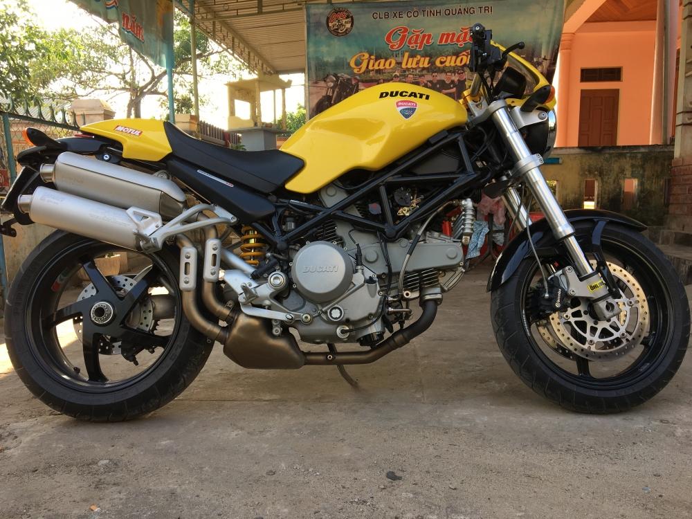 Ban Ducati monster S2R hang kich doc - 10