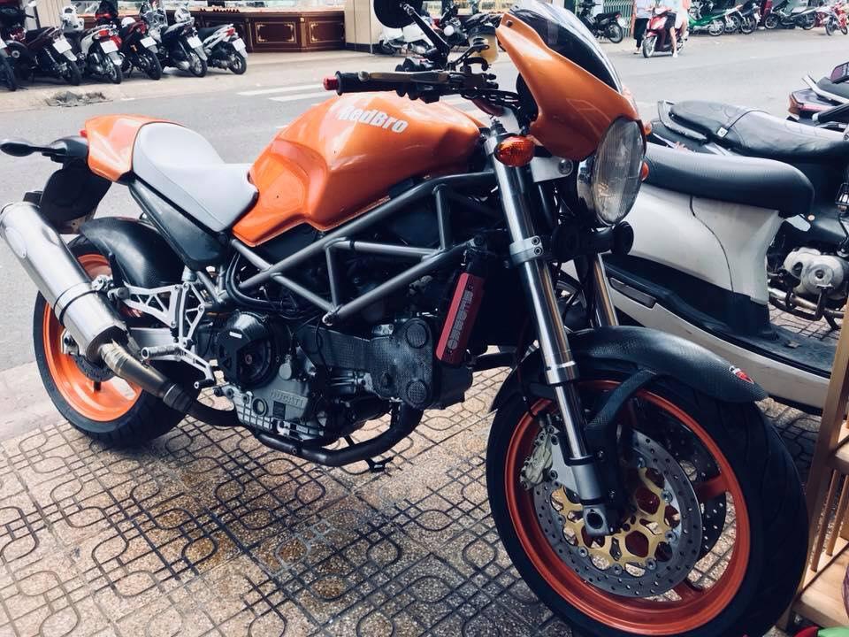 ban Ducati monster s4 - 2
