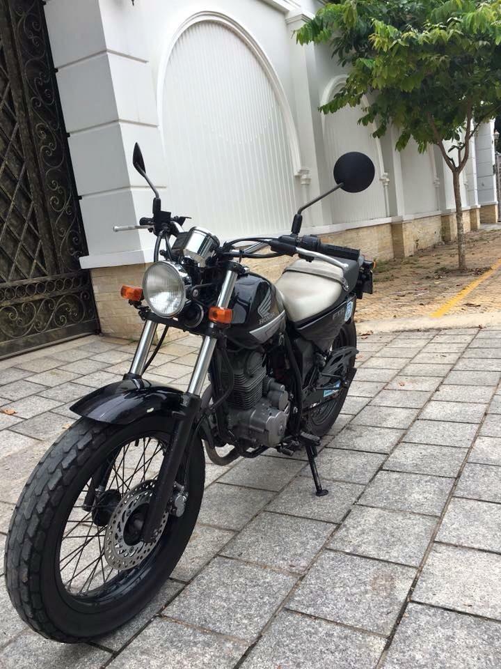 Ban Honda FTR223 gia cuc tot - 2