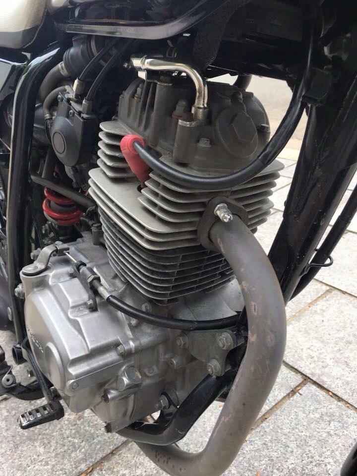 Ban Honda FTR223 gia cuc tot - 7