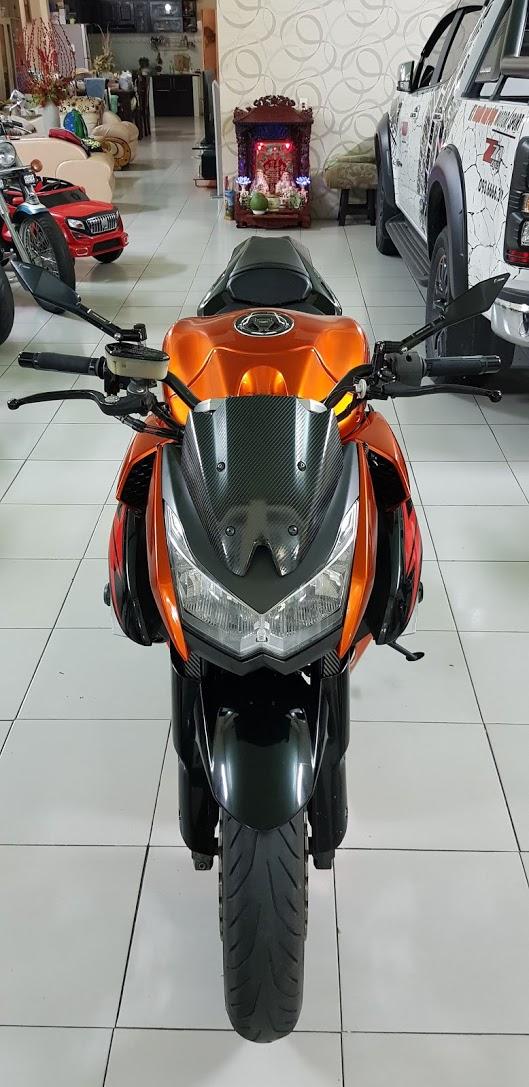 Ban Kawasaki Z1000 62012HQCNBien Saigon depNgay chu - 3