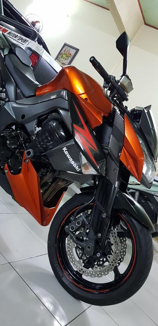 Ban Kawasaki Z1000 62012HQCNBien Saigon depNgay chu - 4