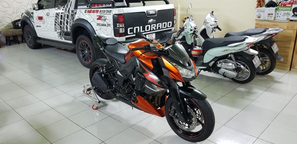 Ban Kawasaki Z1000 62012HQCNBien Saigon depNgay chu - 9