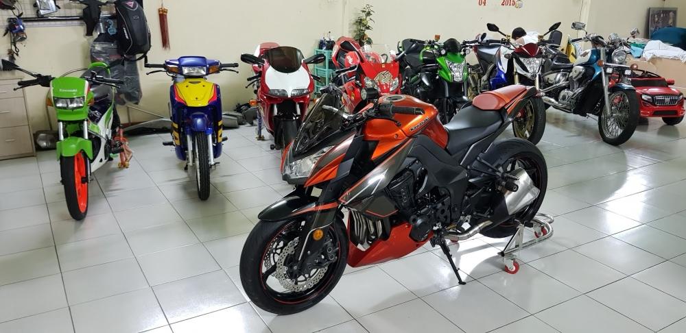 Ban Kawasaki Z1000 82012HQCNBien Saigon so dep 9 nutNgay chu - 5