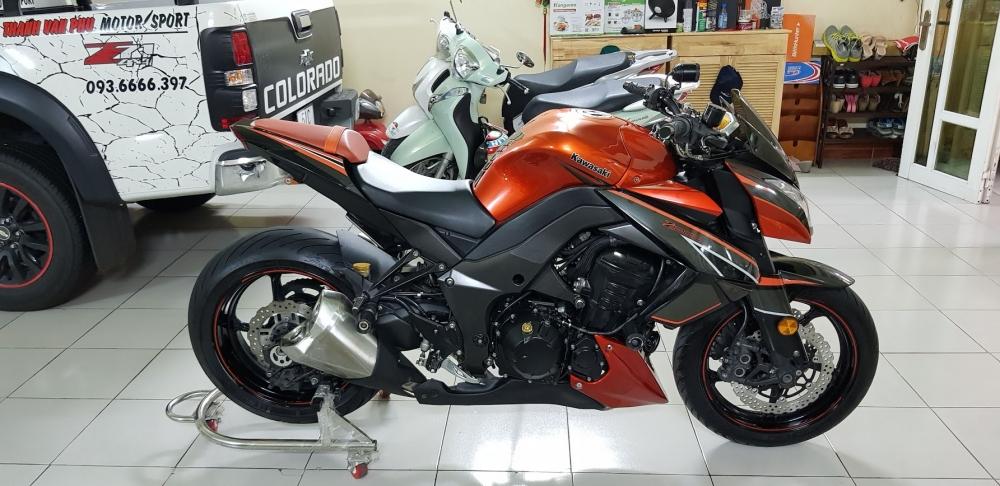 Ban Kawasaki Z1000 82012HQCNBien Saigon so dep 9 nutNgay chu - 7