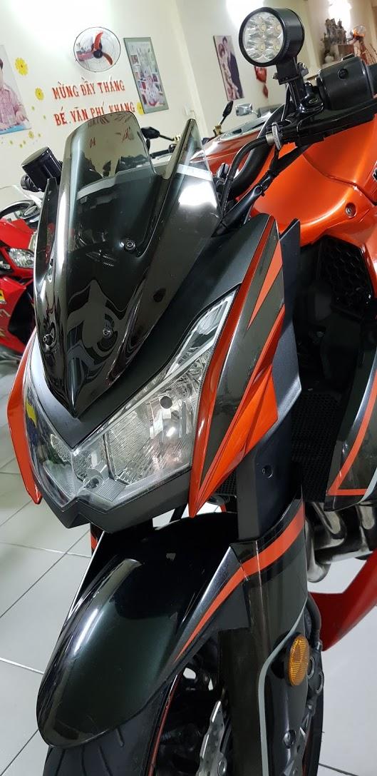 Ban Kawasaki Z1000 82012HQCNBien Saigon so dep 9 nutNgay chu - 11