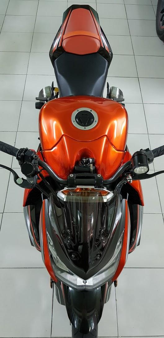 Ban Kawasaki Z1000 82012HQCNBien Saigon so dep 9 nutNgay chu - 10