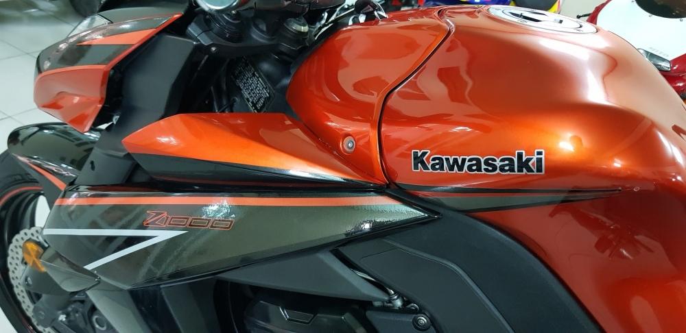 Ban Kawasaki Z1000 82012HQCNBien Saigon so dep 9 nutNgay chu - 23