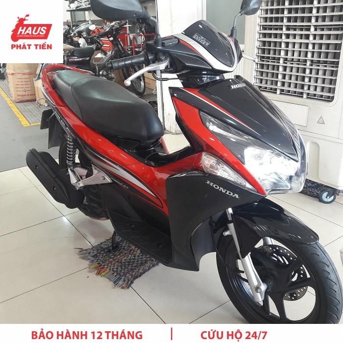 Ban xe AIRBLADE 2012 mau DO DEN may zin chinh chu ho tro tra gop bao hanh 12 thang0933982999 - 2