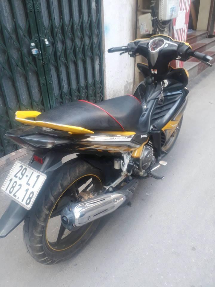 Ban xe Exciter 2012 con tay bien ha noi 5 so - 2