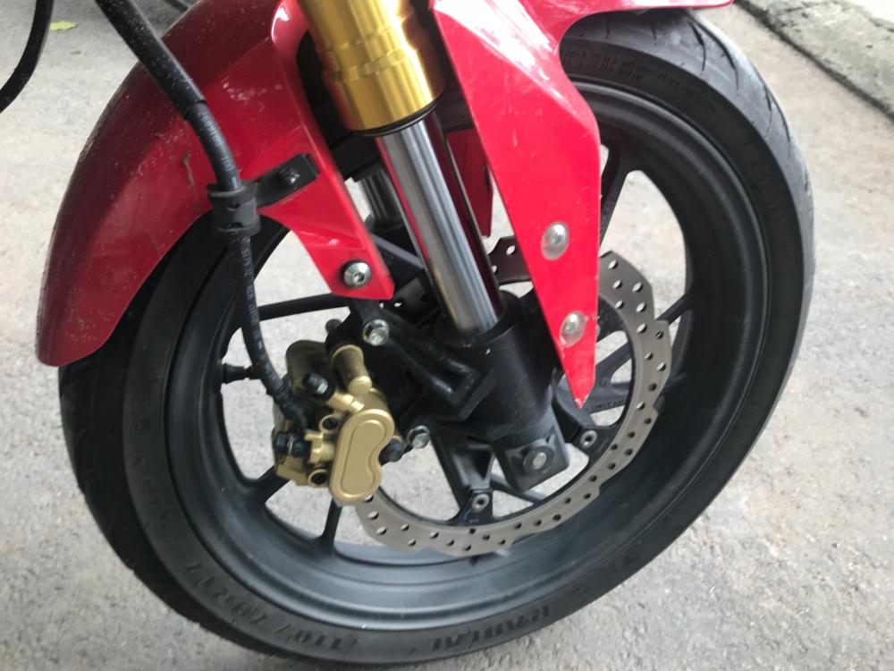 Ban xe Honda CBR190F - 6