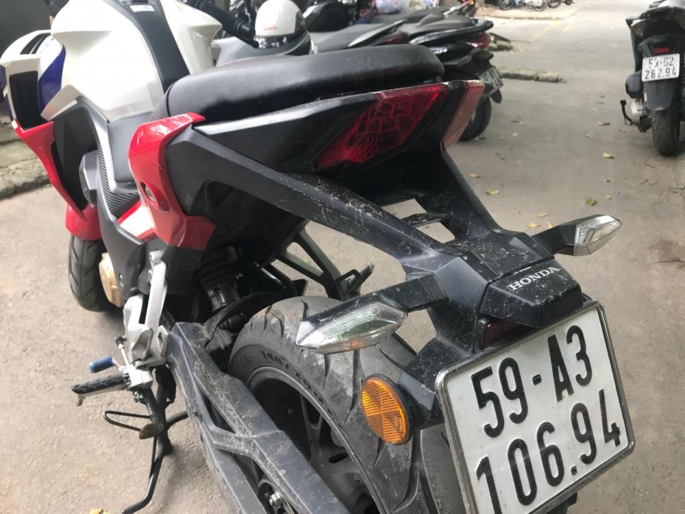 Ban xe Honda CBR190F - 7