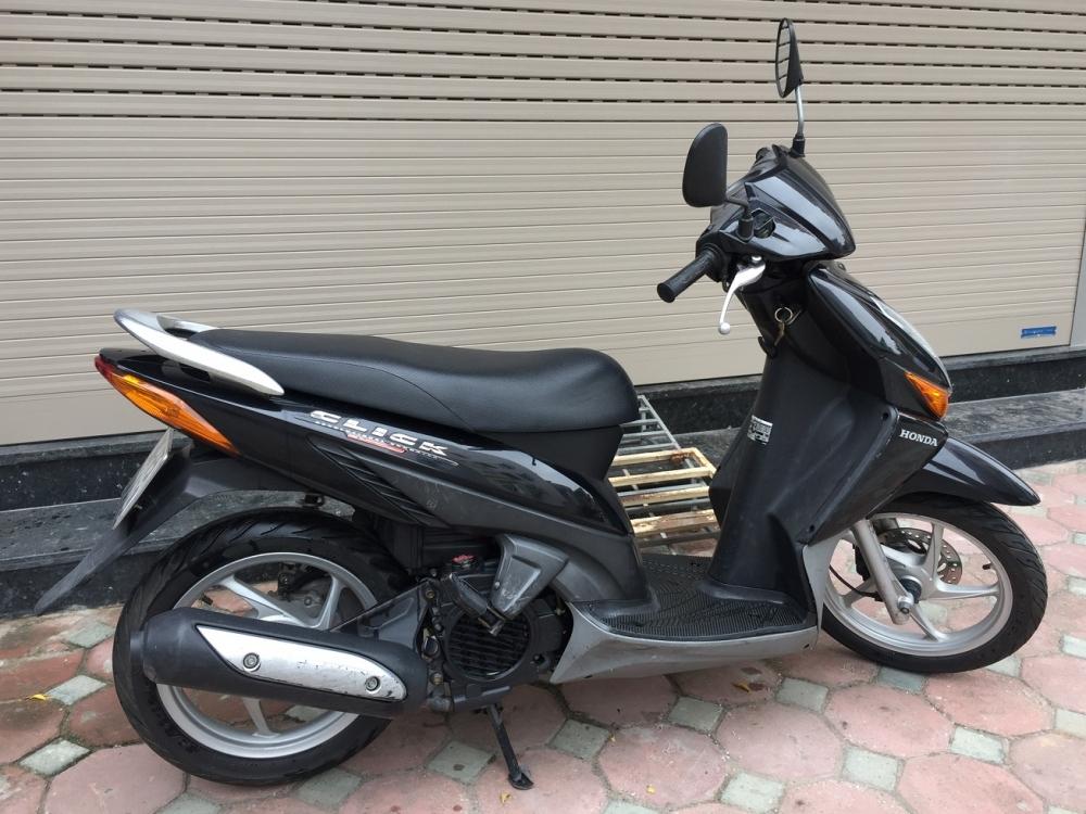 Ban xe Honda Click Bien 30F Mau den Nguyen ban chat luong - 3