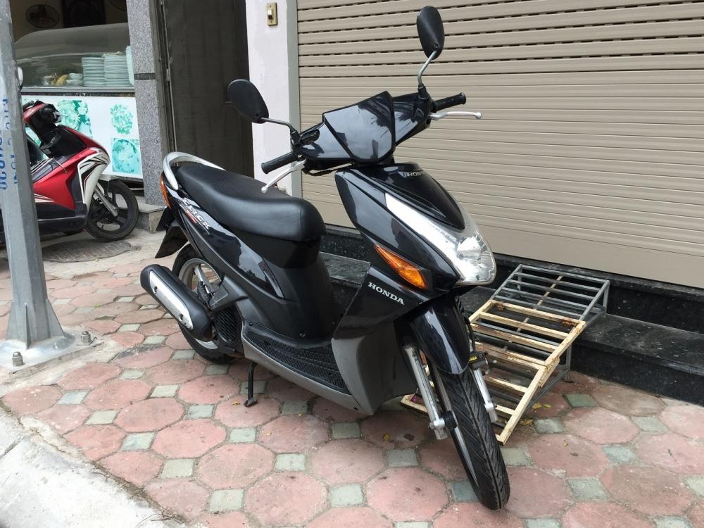 Ban xe Honda Click Bien 30F Mau den Nguyen ban chat luong - 2