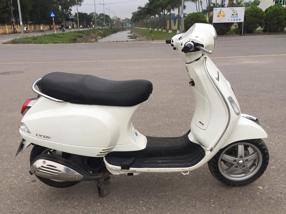Ban xe LX chinh chu 2011 bien ha noi 5 so - 6