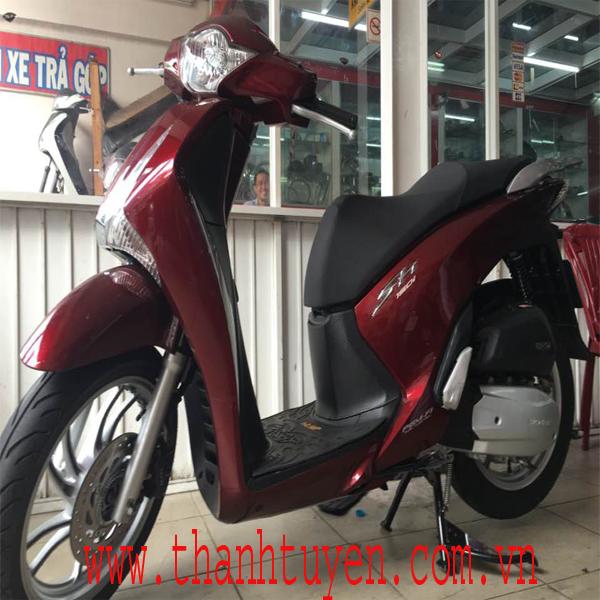 Ban xe sh viet nam mau do dk 2016 bao hanh may 2 nam LH 0913 939 127 - 2