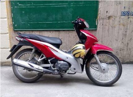 Ban xe wave s 110 Chinh chu giay to day du bien ha noi 29p1 - 2