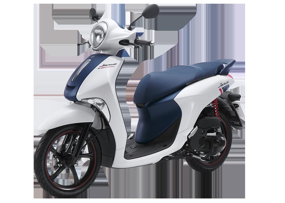 Bang gia xe may Yamaha thang 62018 tai Viet Nam - 4