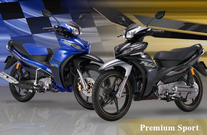 Bang gia xe may Yamaha thang 62018 tai Viet Nam - 6