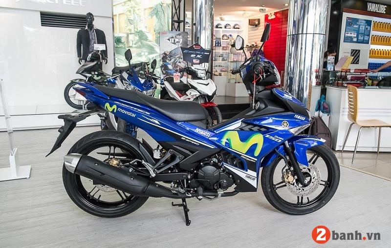 Bang gia xe may Yamaha thang 62018 tai Viet Nam - 8