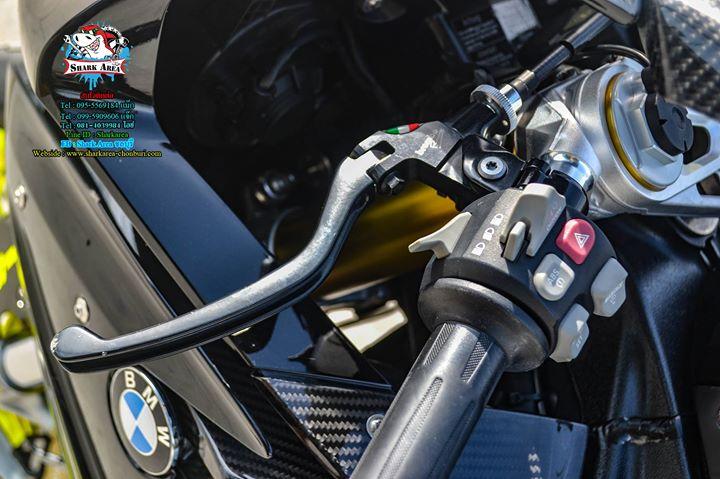 BMW S1000RR do noi bat voi dan chan da quang - 5