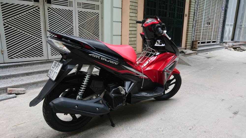 Can ban Honda Airblade 125 fi do den doi 2015 con moi chinh chu 32tr500 - 3