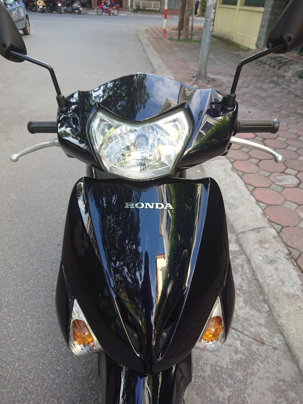 Can ban Honda Lead Fi 2010 xanh tim ho so goc nguyen ban chinh chu dung - 2