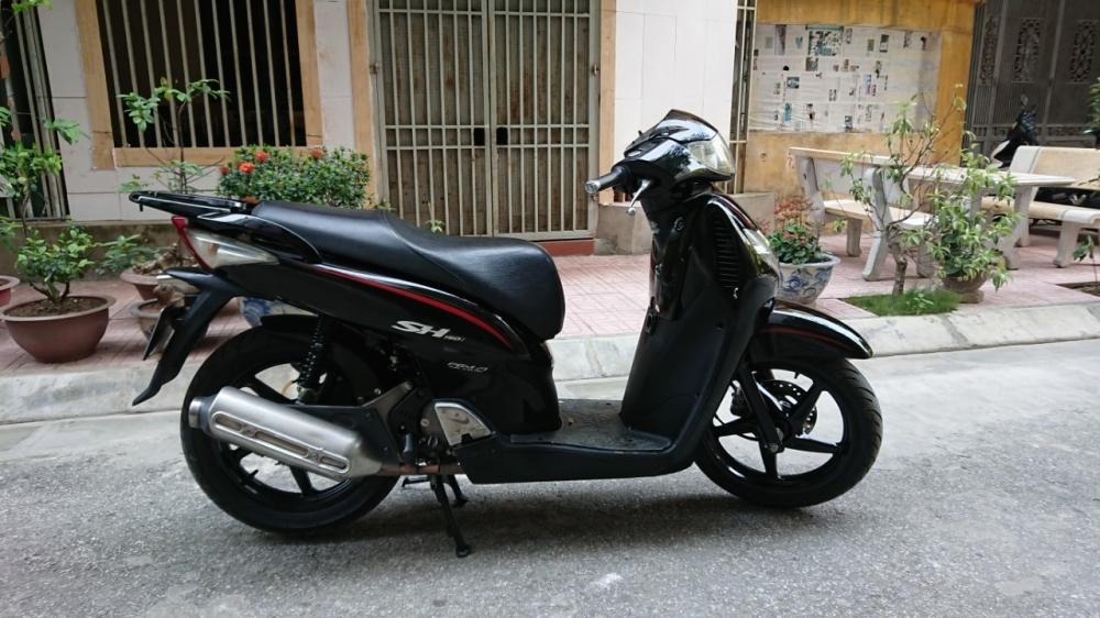 Can ban Honda Sh 150i chuan doi 2008 Sport chinh chu dang dung nguyen ban
