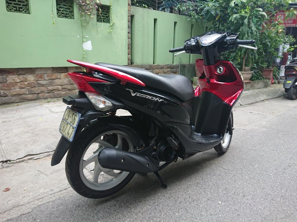 Can ban Honda Vision fi 2013 den do chinh chu su dung con rat moi 23tr - 3