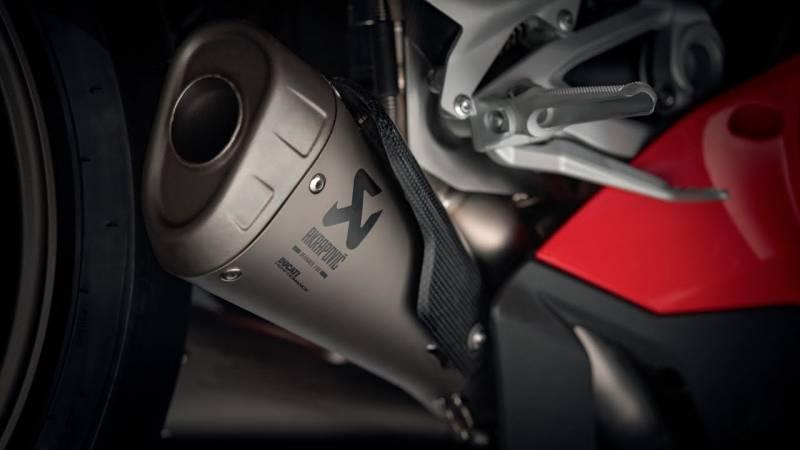 Chiem nguong Po Akrapovic Racing Full System V4 giup Panigale V4 tang 12 ma luc - 5