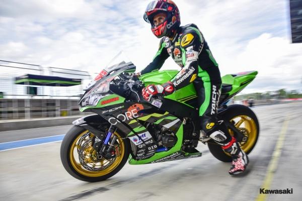 Chiem nguong ve dep cua Superbike ZX10RR tai giai dua Cecil PTT Champion BRIC Superbike 2018 - 5