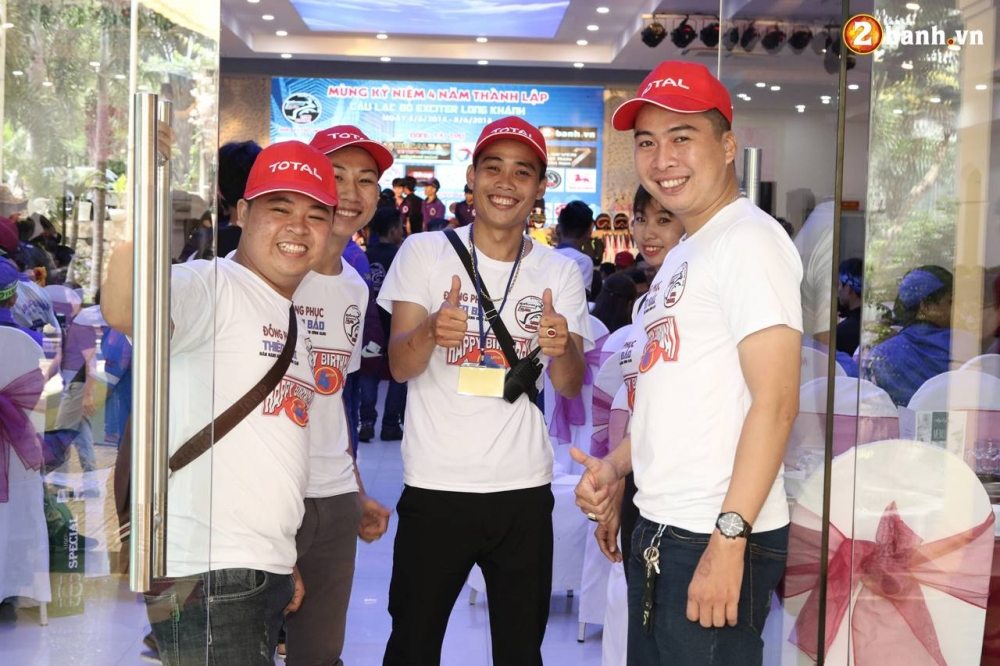 Club Exciter Long Khanh mung sinh nhat lan IV day hoanh trang - 7