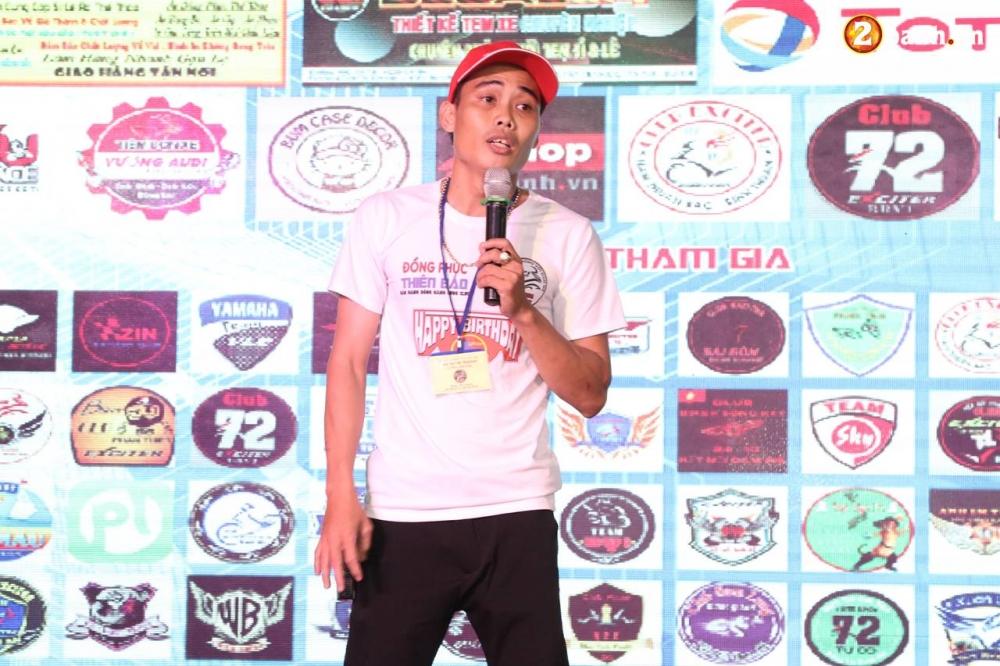 Club Exciter Long Khanh mung sinh nhat lan IV day hoanh trang - 15