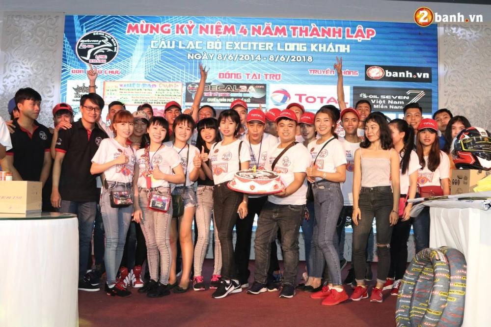 Club Exciter Long Khanh mung sinh nhat lan IV day hoanh trang - 19