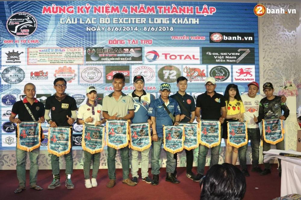 Club Exciter Long Khanh mung sinh nhat lan IV day hoanh trang - 22
