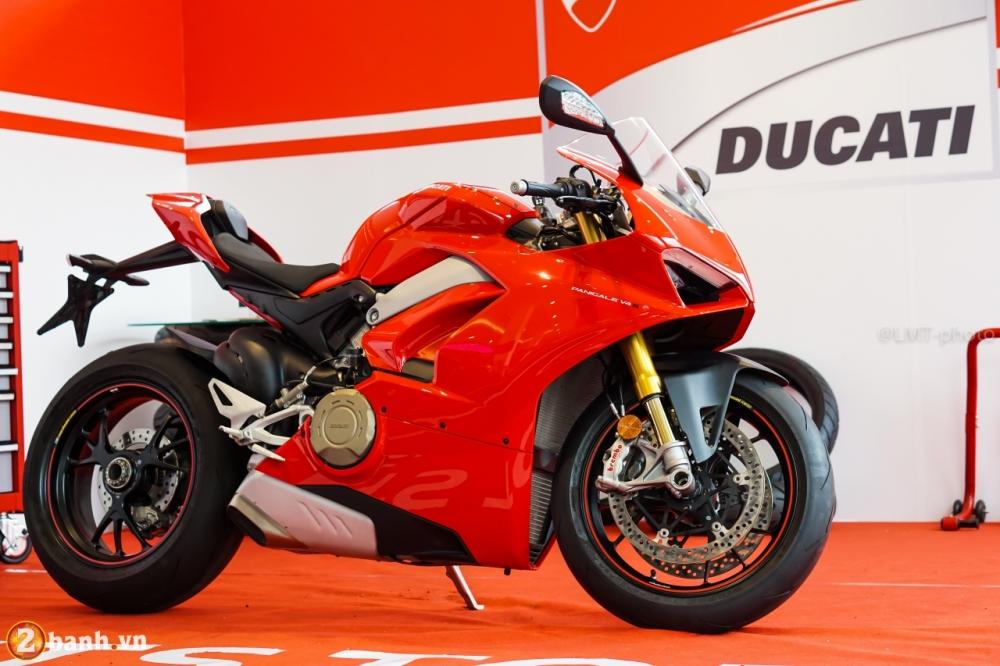 Danh gia nhanh Ducati Panigale V4 S gia khoang 937 trieu Dong tai Sai Gon - 2