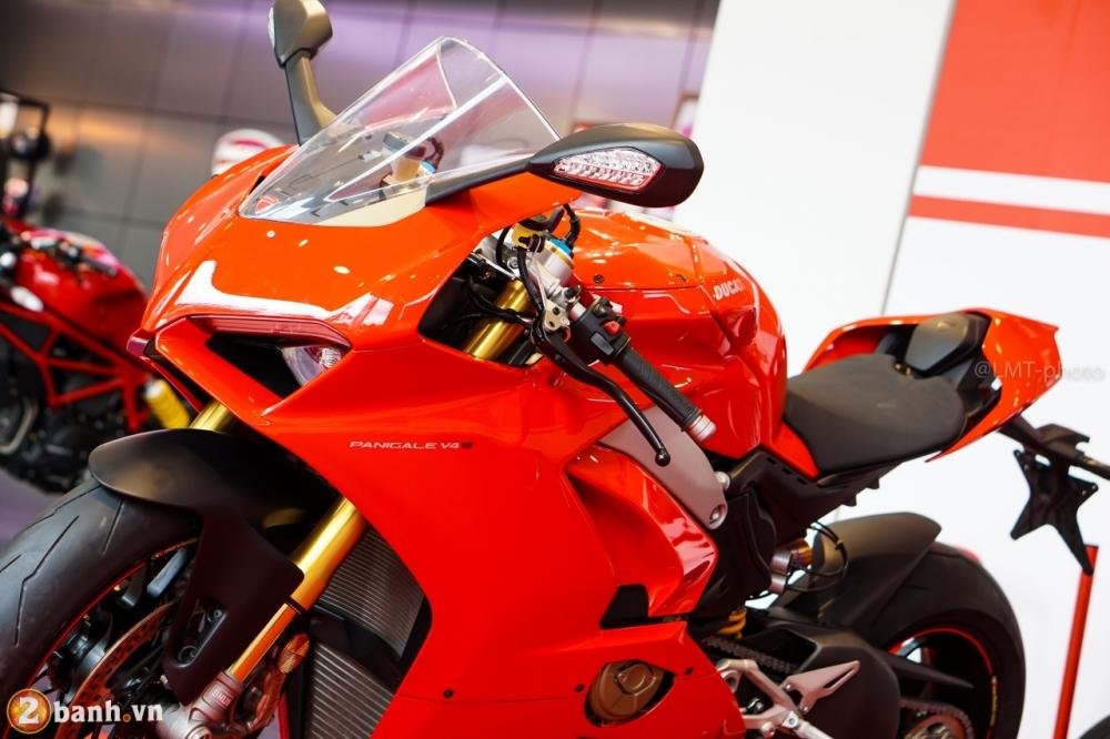 Danh gia nhanh Ducati Panigale V4 S gia khoang 937 trieu Dong tai Sai Gon - 4